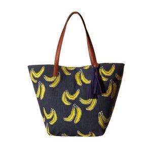 Lucky Brand - banana tote large